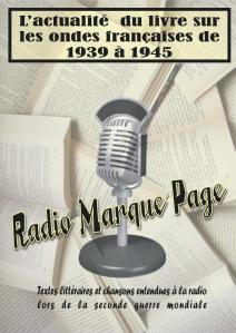 Affiche radio marque page