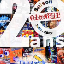 Plaquette Saison Culturelle 2021/2022
