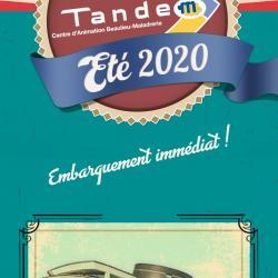 Plaquette Été 2020