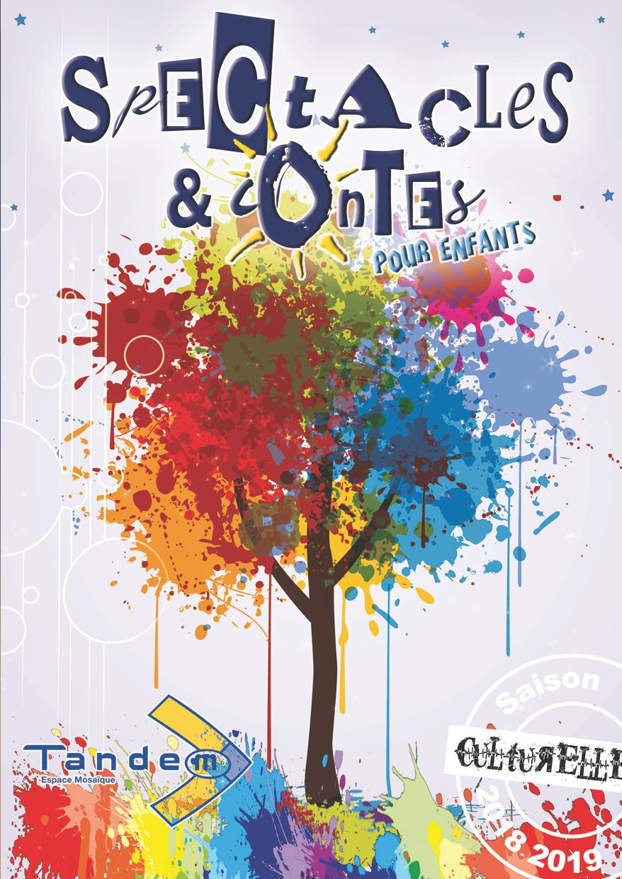 Spectales Jeune Public 2018-2019