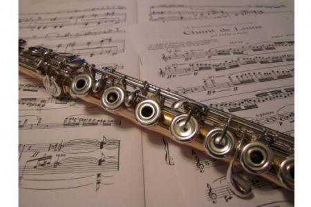 Flute traversiere