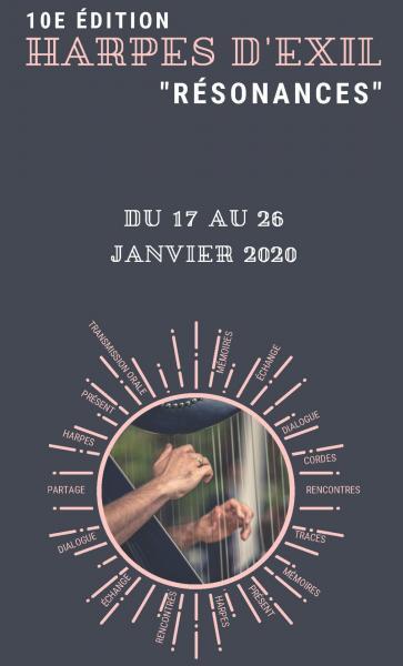 Harpes d exil 2020