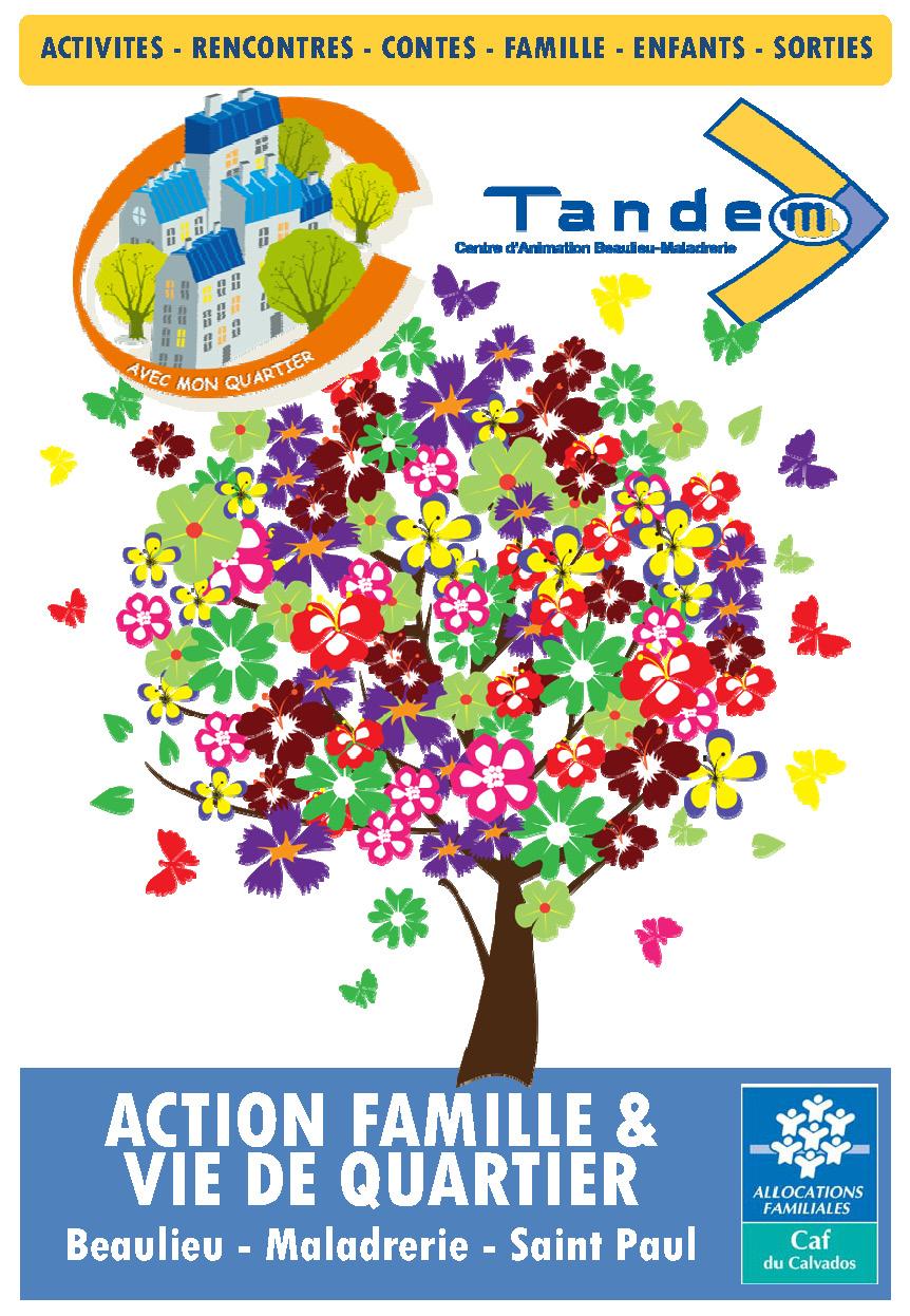 Vie de quartier : programme janvier à avril 2017